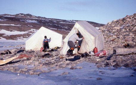 Iii 4 Inuit Clothing Shelter 4 Summer Shelters People